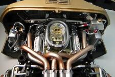 GT40 GT 1 12 1966 18 Sports Race Car 24 LeMans Racing Vintage Carousel Gold