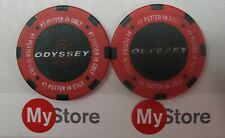 New listing Two ODYSSEY Ball Markers