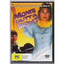 Mom's Outta Sight (DVD) - Region 4 - NEW AND SEALED