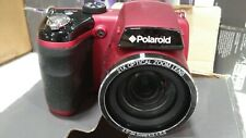 Polaroid iS2132 16.0MP Digital Camera - Red (IS2132RED)