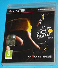 Le Tour De France 2012 - Sony Playstation 3 PS3 - PAL