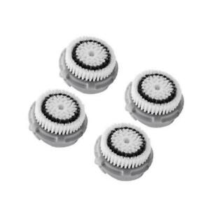Replacement Facial Brush Head Set (2Pack) or (4-Pack)