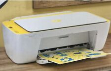 HP Deskjet 2732 Printer Wireless All in One Instant Ink Ready Marigold Ink Incld