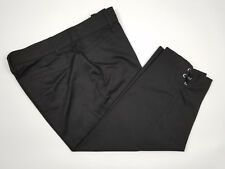 Womens Studio Works Black Capri Size 14