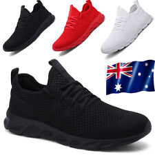 Mens Athletic Running Tennis Shoes Outdoor Sports Jogging Sneakers Walking Gym