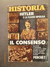 HISTORIA n° 244 - Giugno 1978 - Copertina: Hitler