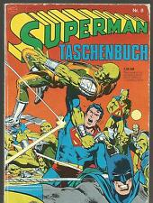 SUPERMAN TASCHENBUCH / NR. 8 / 1979 / DC COMICS / EHAPA