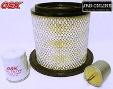 NISSAN PATROL GU 4.8L TB48DE PETROL OIL AIR FUEL FILTER SERVICE KIT 2001-2007