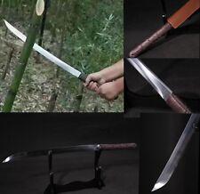 Handmade Japanese samurai sword high manganese steel knife katana sharp#0133
