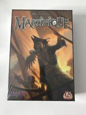 MARTINIQUE board game Z-Man games NEW