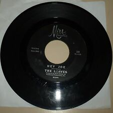 PSYCHE 45 RPM RECORD - THE LEAVES - MIRA 222