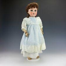 Antique Schonau & Hoffmeister Bisque Porcelain Headed Doll - Lovely!