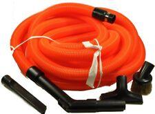 Central Vacuum Home Auto Car Garage Kit w/ Hose & Attachments for Beam Vacuflo