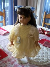 Angel Engel Buppe No 135 West Germany Doll Original Clothes