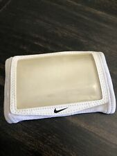 Nike Football Playcoach Quarterback Play Holder Wristband Plastic Cover One Size