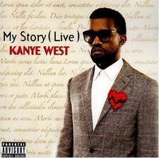 Kanye West - My Story [live] NEW CD