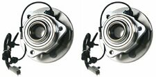 2 NEW Front Wheel Hub Bearing Assembly PAIR 2005-2010 GRAND CHEROKEE & COMMANDER