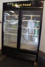True Gdm 49f 2 Door Freezer Merchandiser With Led Lights 2016 Model 4 Ice Creamff