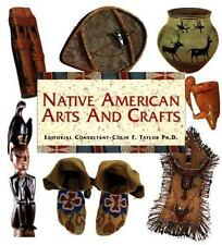 Native American Arts and Crafts-ExLibrary