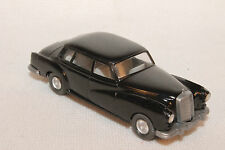 Wiking, 1950's Mercedes Benz Sedan, Original