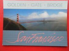 Postcard  00004000 Usa San Francisco - Golden Gate Bridge