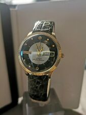 Le Coultre Master Mariner 10k Gold Filled Automatic Watch