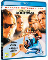 Lords of Dogtown NEW Cult Blu-Ray Disc C. Hardwicke Emile Hirsch John Robinson