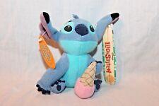 """New With Tags Lilo And Stitch Disney 5"""" Mini Bean Bag Ice Cream Cone Plush"""