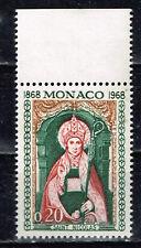 Monaco Famous Saint Nicholas stamp 1968 MNH