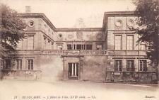 CPA 30 BEAUCAIRE HOTEL DE VILLE