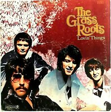 """THE GRASS ROOTS """"Lovin' Things"""" Vinyl LP - Orig. 1969 Dunhill DS 50052 - VG++"""