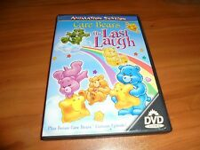 Care Bears - The Last Laugh (DVD,  Full Frame 2003) Used