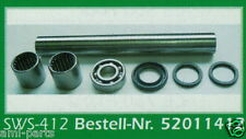 Kawasaki Z 750 Turbo - Kit roulements bras oscillant - SWS-412 - 52011412