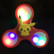 Pokemon, Captain America, Hello Kitty, LED TRI-FIDGET SPINNER (REPLICA)