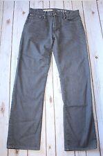 Gap Jeans Pants Mens 29x30 measures 32x31 Gray Denim Standard Straight Leg 1969
