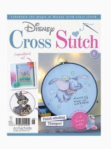 Disney Cross Stitch Magazine Issue 8 2021