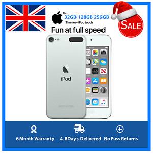 CHEAP!! Apple iPod Touch 7th Gen 32GB 128GB 256GB Silver A10 - 180DAYS WARRANTY
