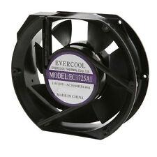 Evercool AC 110V 172x150x51mm Aluminum Cooling Fan Terminal EC1725A1HBT