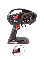 NEW TRAXXAS T-MAXX .15 2.5 3.3 TQ TOP QUALIFIER 3CH RADIO AND 3 CH RECEIVER NEW