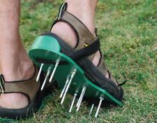 Rasenlüfterschuhe Rasenlüfter Rasenbearbeitung Rasen Schuhe Garten