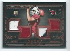 2014 Topps Museum Colection Logan Thomas QUAD 4 JERSEY / PATCH RELIC RC 47/50