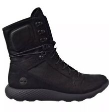 TIMBERLAND LIMITED RELEASE FLYROAM TACTICAL MEN LEATHER BOOT BLk TB0A1NK5 SZ9-13