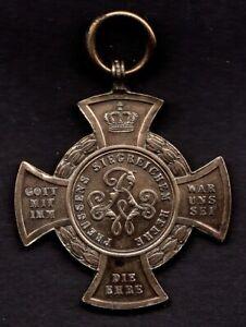 Orden Ehrenzeichen Preussen Der Main Armee 1866