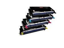 KIT 4 TONER COMPATIBILE PER XEROX 6180  Phaser 6180 MFP  6180 MFPVn