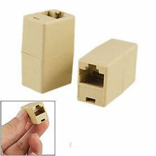 RJ45 to Rj45 Ethernet Network Cable Lead Joiner Adapter Coupling Connecter