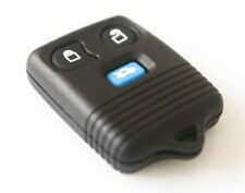 for Ford Transit Connect Maverick 3 Button Remote Key Fob Case Blue Button A56