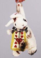 Halloween Zombie Alice Bloody White Rabbit Purse