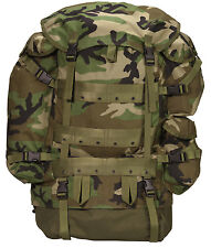 Woodland Camo Tactical Combat Pack Military Rucksack CFP-90 Rothco 2237