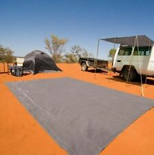 NEW C-GEAR MULTI CAMP MAT NON SLIP HEAVY DUTY HIKE TRAVEL GROUNDSHEET 3.6X4.6M