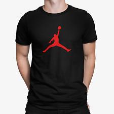 BASKETBALL T-Shirt  UNOFFICIAL Mens Top Jumpman NBA Bulls Michael Jordan